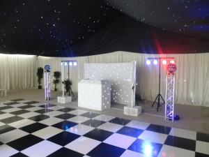Wedding Dj 1stdance.co.uk in Mar Hall, near Glasgow